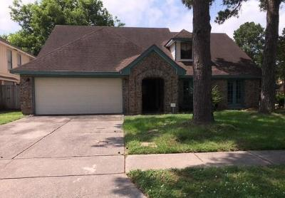 Spring Single Family Home For Sale: 5019 Dawn Lily Drive