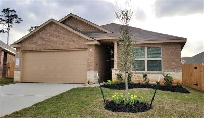 Conroe TX Single Family Home For Sale: $205,990