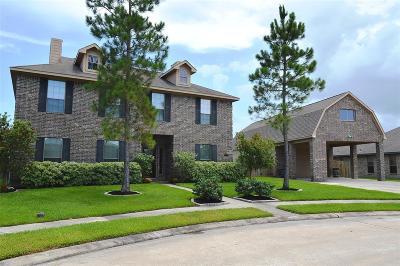 League City TX Single Family Home For Sale: $385,500