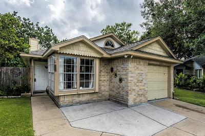 Katy Single Family Home For Sale: 20310 Greenwade Circle