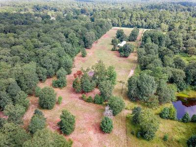 Conroe Residential Lots & Land For Sale: 16428 Jireh Road