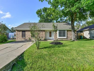 Pearland Single Family Home For Sale: 3425 Meadowville Drive