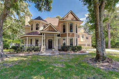 Cypress Single Family Home For Sale: 12518 Pleasant Grove Road