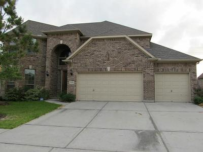Humble Single Family Home For Sale: 9838 Pennymill Drive