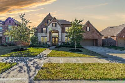 Katy Single Family Home For Sale: 4126 Wheat Harvest Lane