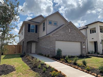 Rosharon Single Family Home For Sale: 0003 Victorville Drive