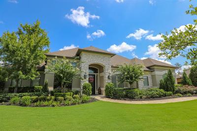 Spring Single Family Home For Sale: 6610 Green Gable Manor Drive