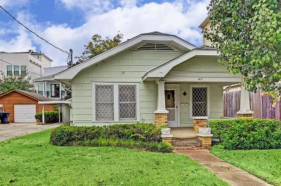 Rice Military Single Family Home For Sale: 417 Birdsall Street