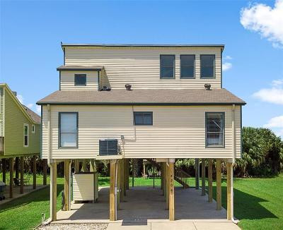 Galveston Single Family Home For Sale: 4206 Nueces Drive