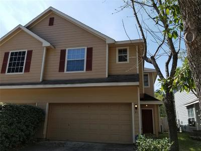 The Woodlands TX Condo/Townhouse For Sale: $189,900