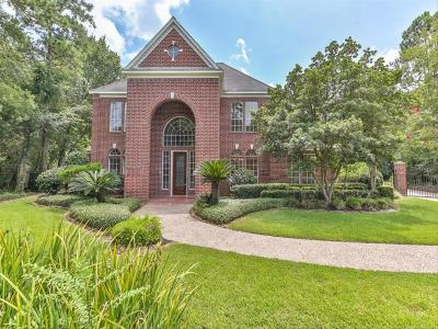 The Woodlands Single Family Home For Sale: 7 Lacewing Place