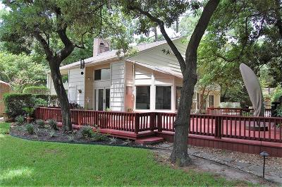 Kingwood TX Single Family Home For Sale: $320,000