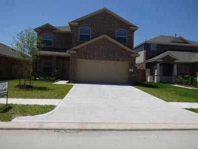Humble Single Family Home For Sale: 11338 Creekway Bend Drive