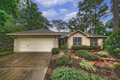 The Woodlands Single Family Home For Sale: 43 Tallow Hill Place