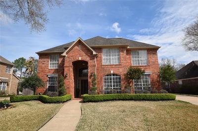 Houston TX Single Family Home For Sale: $354,900