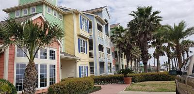 Galveston Condo/Townhouse For Sale: 7000 Seawall Boulevard #237