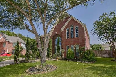 Houston Single Family Home For Sale: 2702 Mossy Log Court