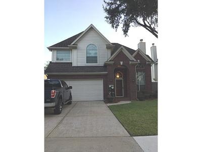 Pasadena Single Family Home For Sale: 7006 Crystal Dowels Drive