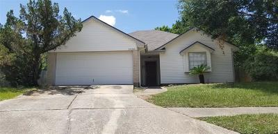 Tomball Single Family Home For Sale: 19303 Gladewater Court