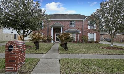Pearland Single Family Home For Sale: 1409 Long View Drive