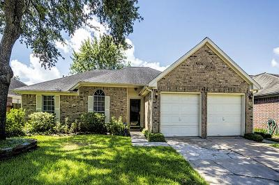 Pearland Single Family Home For Sale: 4514 Kimball Drive