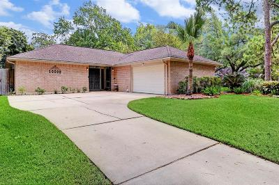 Houston Single Family Home For Sale: 10002 Wickersham Lane