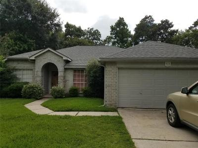 Magnolia Single Family Home For Sale: 911 Carson Drive