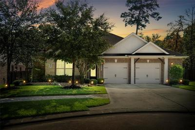 Conroe Single Family Home For Sale: 1161 Jacobs Lake Boulevard