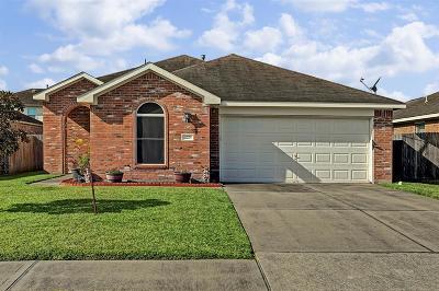 La Marque Single Family Home For Sale: 123 Sunset Falls Drive