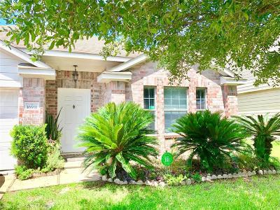 Houston TX Single Family Home For Sale: $155,000