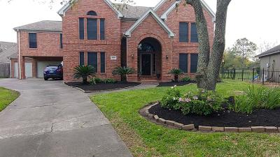 League City Single Family Home For Sale: 2665 Concord Circle