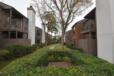 Houston TX Condo/Townhouse For Sale: $229,500