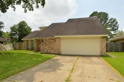 Missouri City Single Family Home For Sale: 2226 Hammerwood Drive