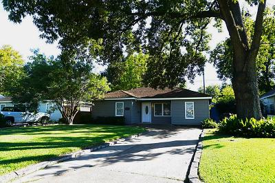 Single Family Home For Sale: 6721 Clemson Street