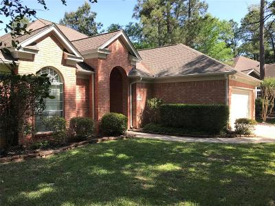 The Woodlands Single Family Home For Sale: 38 Barn Lantern Place