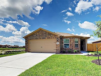 Galveston County Rental For Rent: 308 Summer Horse Drive