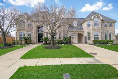 Katy Single Family Home For Sale: 7807 Grand Pass Lane