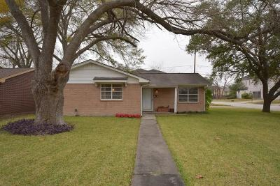 Bellaire Rental For Rent: 1019 Howard Lane