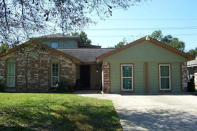 Houston Single Family Home For Sale: 14307 Sequoia Bend Boulevard
