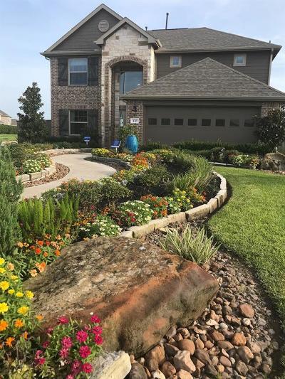La Marque Single Family Home For Sale: 430 Havenstone Lane