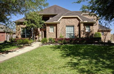 Friendswood Single Family Home For Sale: 406 Overlook Drive
