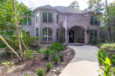 Conroe Single Family Home For Sale: 6198 Hickory Hollow