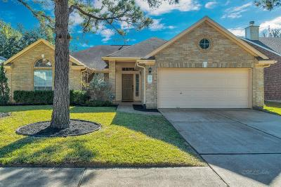 Cypress Single Family Home Option Pending: 18411 Cobblestone Dr