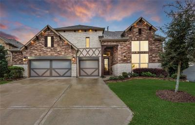 Katy Single Family Home For Sale: 5906 Green Meadows Lane