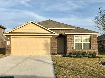 Tomball Single Family Home For Sale: 23614 Water Hickory Drive