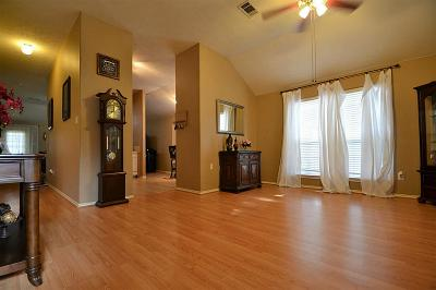 Katy Single Family Home For Sale: 3301 Jessica Court