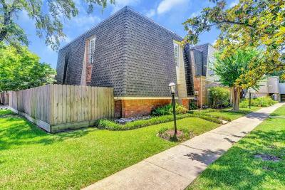 Bellaire Condo/Townhouse For Sale: 6312 1st Street