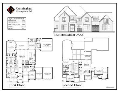 Houston Single Family Home For Sale: 1505 Monarch Oaks Street