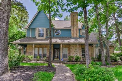 Houston Single Family Home For Sale: 4923 Kenlake Grove Drive