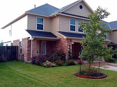 Humble Single Family Home For Sale: 9007 Sweet Blue Jasmine Lane